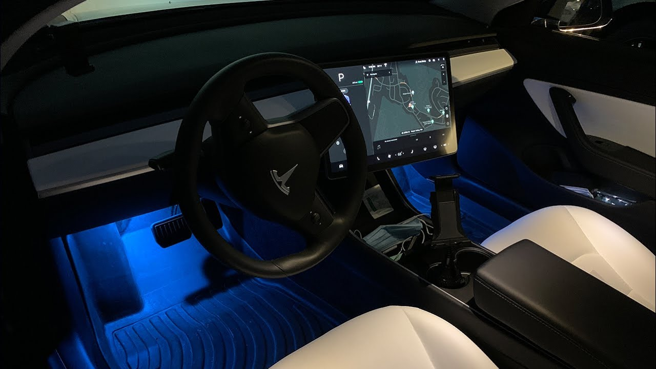 One of my favorite upgrades to my Tesla Model 3 yet!