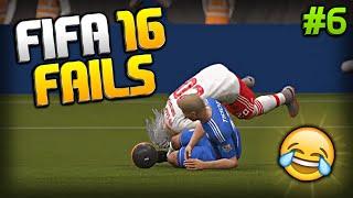 FIFA 16 - BEST FAILS COMPILATION #6