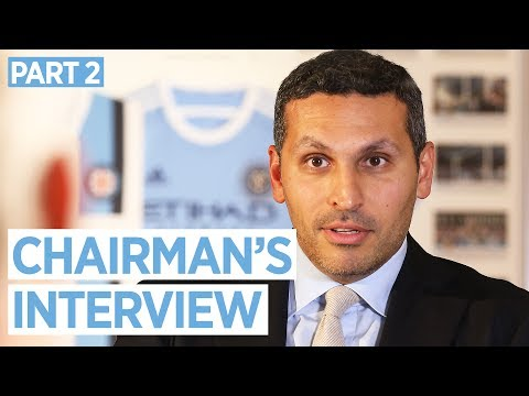 CHAIRMAN'S INTERVIEW | Manchester City 2016/17 End Of Season Review | Part 2