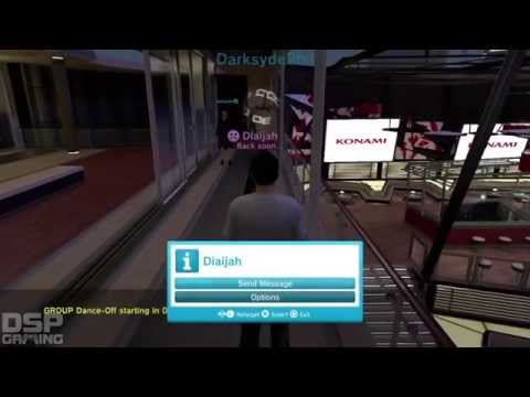 DSP Tries It: Getting Trolled in Playstation Home