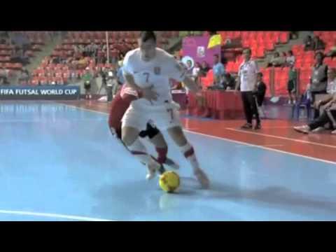 FIFA Futsal World Cup 2012 | Egypt 1 - 3 Serbia