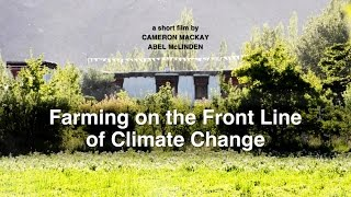 Farming on the Front Line of Climate Change