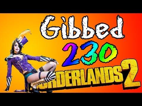 Borderlands 2 gibbed backpack slots
