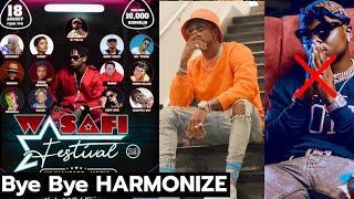 Rasmi Harmonize Kuondaka WCB/Wasafi festival yathibitisha/KONDE GANG/Fans wamjia Juu