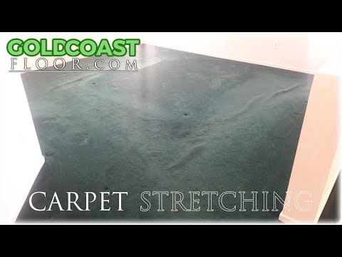 Carpet stretching Rancho Cordova CA and carpet cleaning