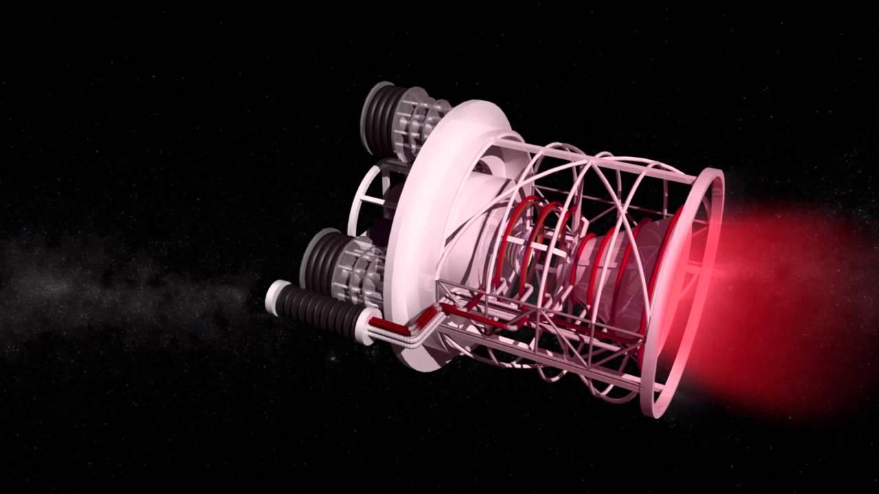 Fusion Rakete