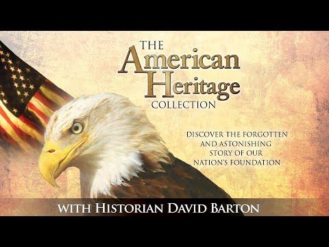 American Heritage Collection | Episode 1 | Americas Godly Heritage | David Barton