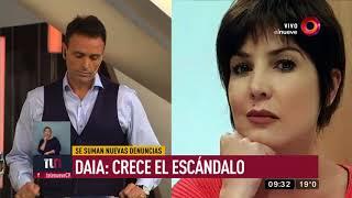 DAIA: Crece el escándalo tras la denuncia de Esmeralda Mitre