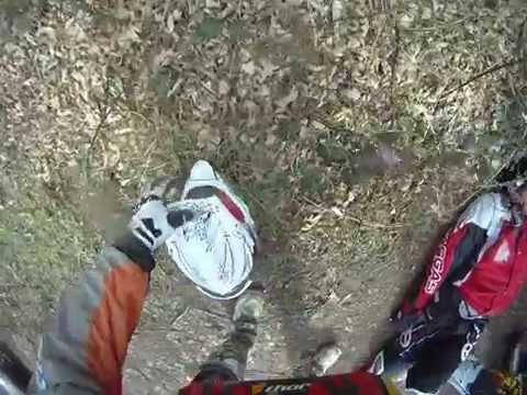 Aumentan las trampas para ahuyentar al ciclista del monte