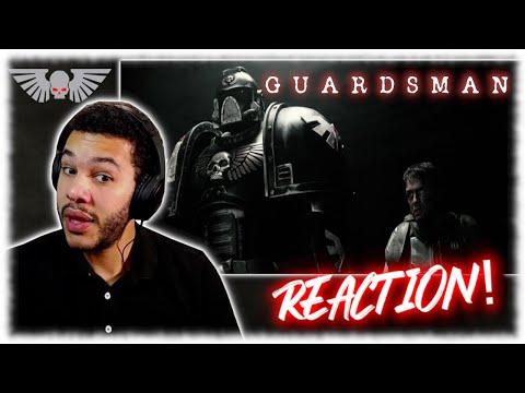GUARDSMAN 2018   Warhammer 40K   - Reaction U0026 Review!