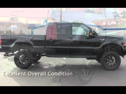 Ford f-350 super duty-harley davidson by advanced detailing of.
