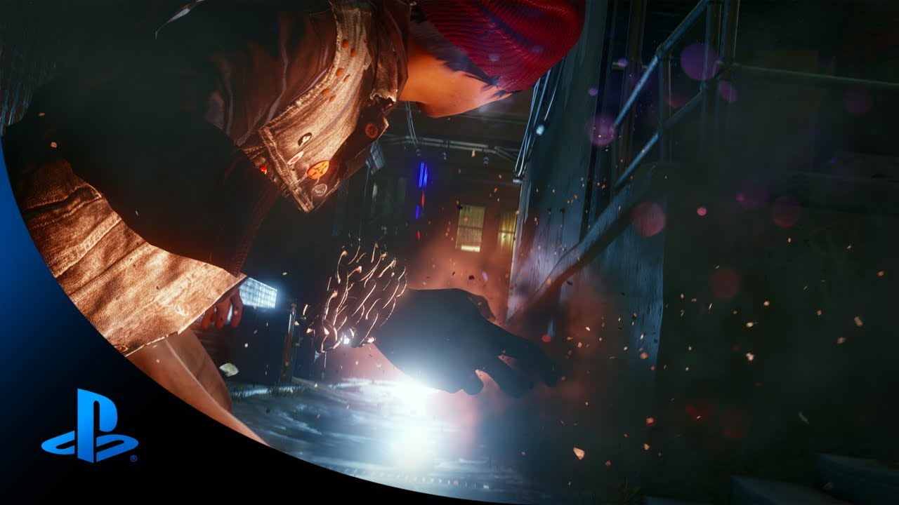 Infamous Second Son Video Reveal
