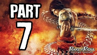► Prince of Persia: Two Thrones | #7 | Dvojčata! | CZ Lets Play / Gameplay [1080p] [PC]