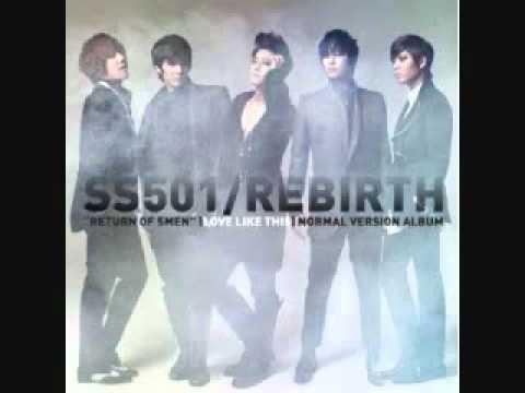 SS501/REBIRTH/Love Like This