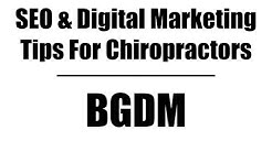 Chiropractic clinic SEO & digital marketing lead generation tips