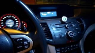 Хонда аккорд переделанный звук