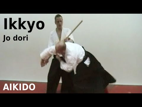 Aikido Jo Dori - Black Belt Wiki