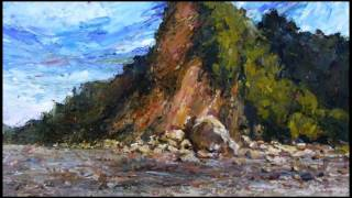 Grant Finch, NZ artist,  Oil Paintings Thumbnail