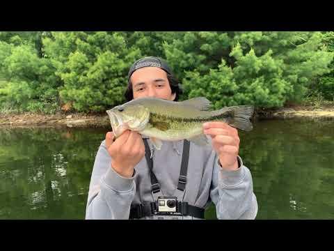 Exploring New Water (Quabbin Reservoir Fishing)