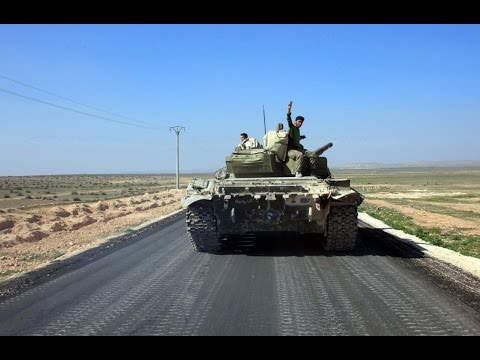 Syrian army advances against IS in Aleppo