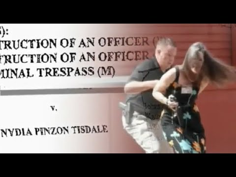 CALL TO ACTION for Nydia Tisdale,  Citizen Journalists see description