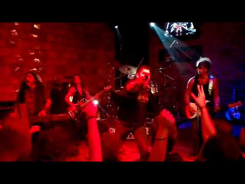 Hardline - Hot Cherie Live In Athens Greece CROW club 2017-12-01 HD