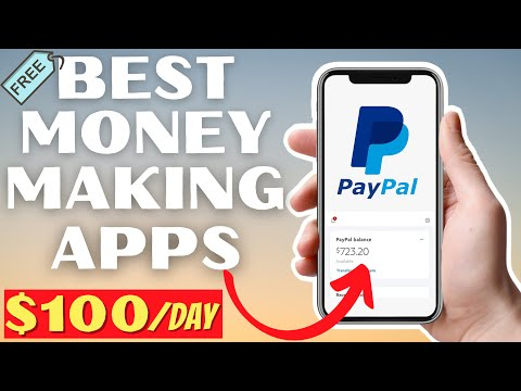 Best Ways To Make PayPal Money Online FAST For FREE! (2021) | Earn $100 Per Day