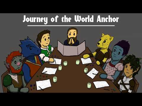 DnD 5e: Journey of the World Anchor Episode 19