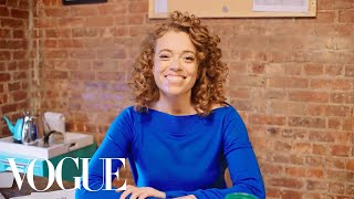 73 Questions With Michelle Wolf | Vogue