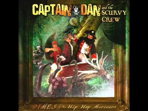 Captain Dan & The Scurvy Crew - Sea Monsters