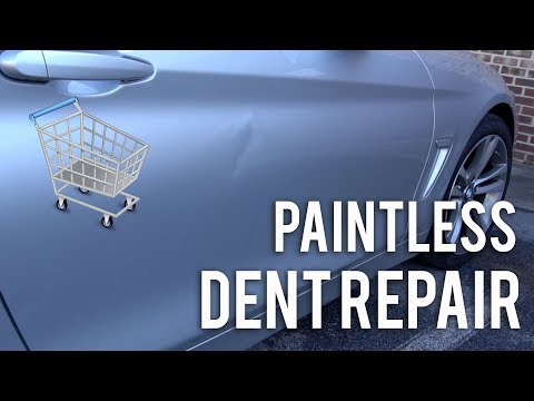 's Boring Dentless Paint Repair