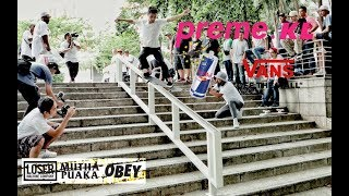SK8 THE CITY 2018
