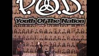 P.O.D- Payable On Death - Youth Of The Nation - Drums Only