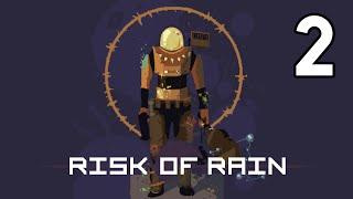 Risk of Rain (PC) - Episode 2 [Shield] | Risk of Rain Gameplay