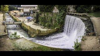 Новоафонский Водопад Абхазия
