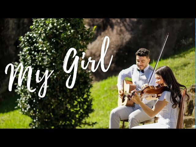 My Girl (The Temptations) - Habner Tavares - Música para casamento