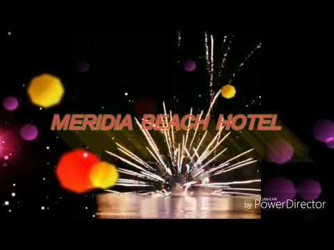 Отель Meridia Beach , я еду к тебе!