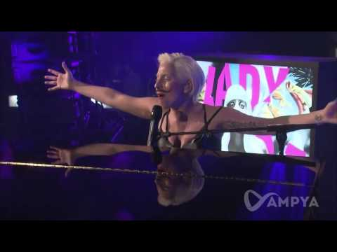 Lady Gaga   Gypsy ( LIVE The AMPYA Moment )