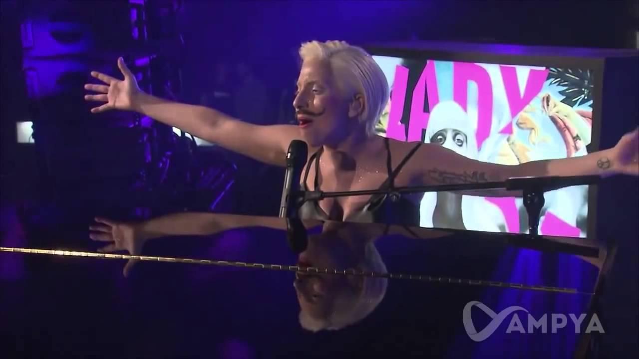 Download Lady Gaga   Gypsy ( LIVE The AMPYA Moment )