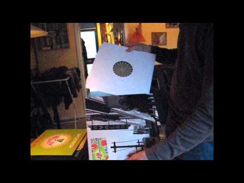 13th Floor Elevators - Music of the Spheres vinyl boxset - Unboxing