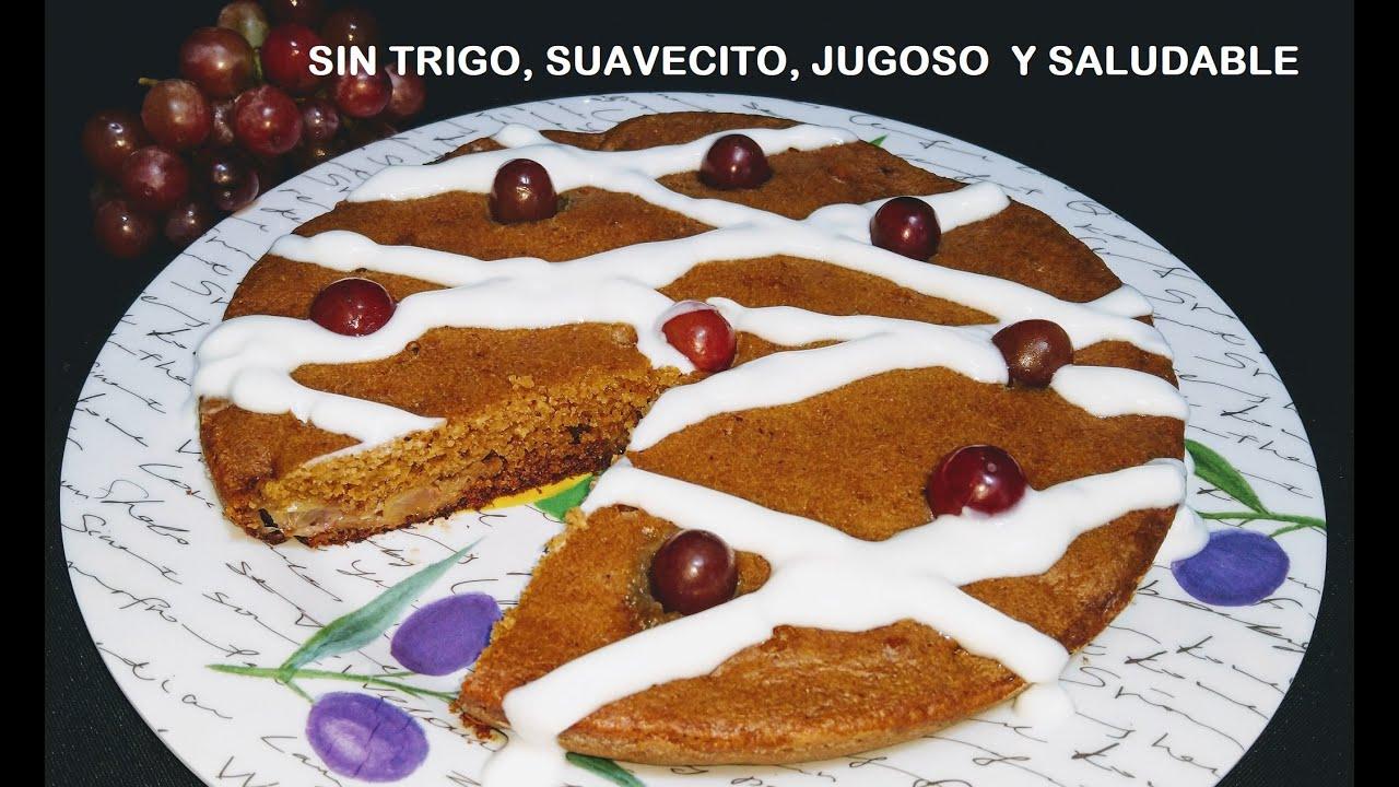 UVAS, 💯AVENA Y SIN HORNO UN PAN SUAVECITO Y JUGOSO