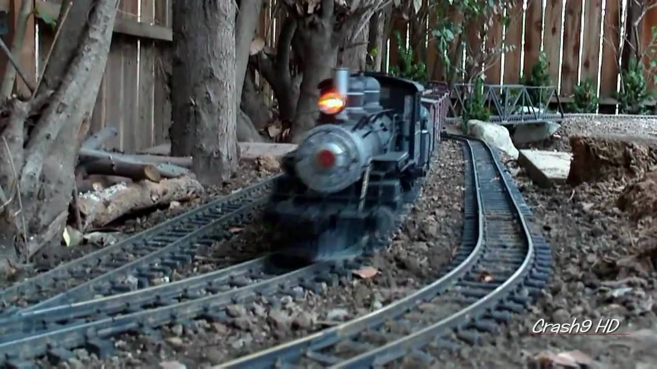 Garden Train with FPV Part 1 YouTube