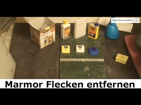 marmor flecken entfernen reinigung von kalkstein reinigungstipps vom stein doktor youtube. Black Bedroom Furniture Sets. Home Design Ideas
