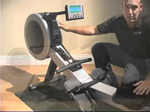 R100 Rower Overview