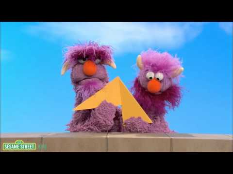 Sesame Street: Two Headed: What's a Rectangle