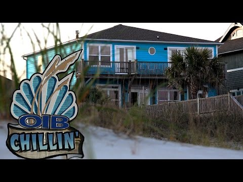OIB Chillin' - Ocean Isle, NC Beach House Vacation Rental