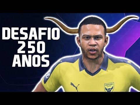 O NOVO DESAFIO DOS 250 ANOS!   FIFA 19 thumbnail
