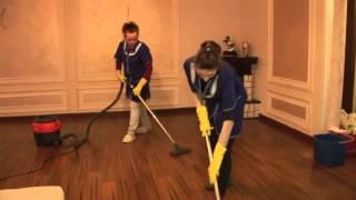 Как профессионально производится уборка в квартире(, 2016-04-06T14:59:32.000Z)