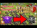 The push to masters continues! | Clash of Clans