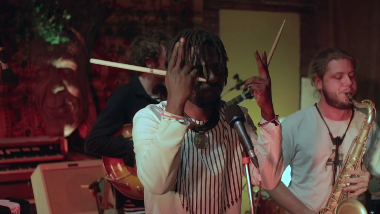 K.O.G - Where We Come From (Live at Yellow Arch)